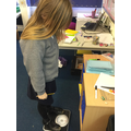 This week we investigated different weights.