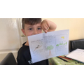 Josh - Amazing Rainforest leaflet!