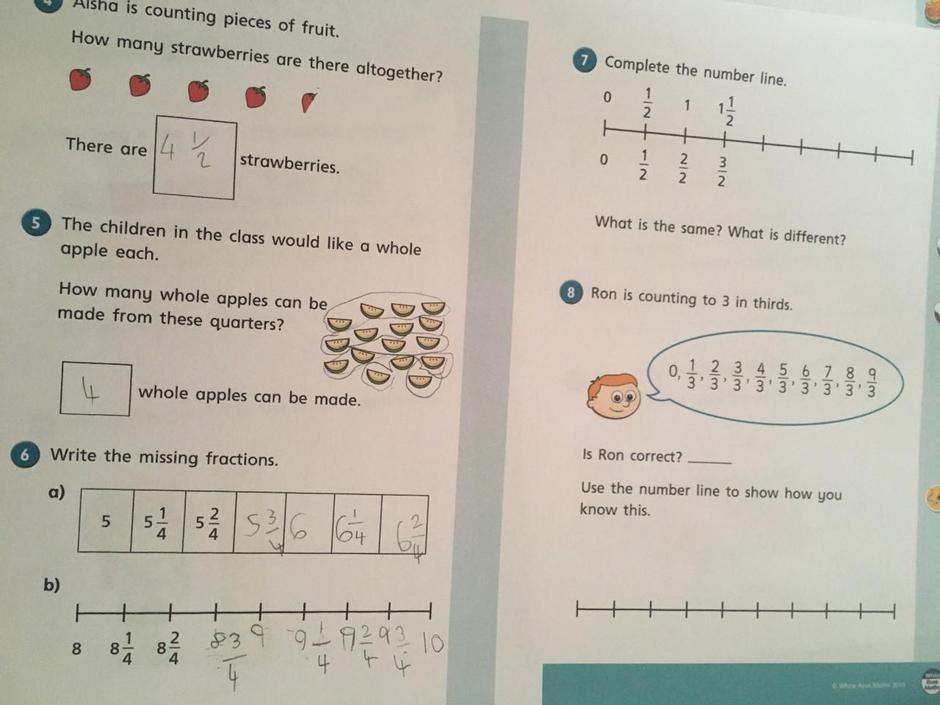 Maths learning by Taylor Gentlemen Orange Class