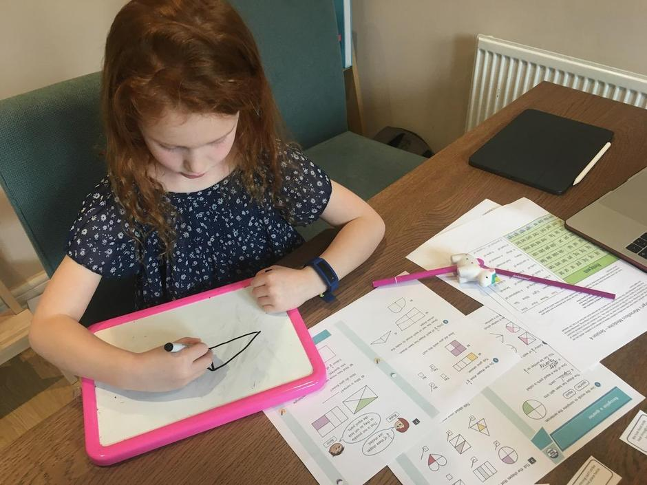 Home learning Jess Partridge