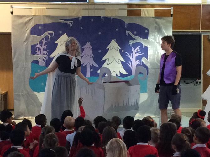 The Snow Queen by the Hobgoblin Theatre Company