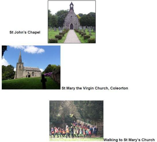 Links with the local churches