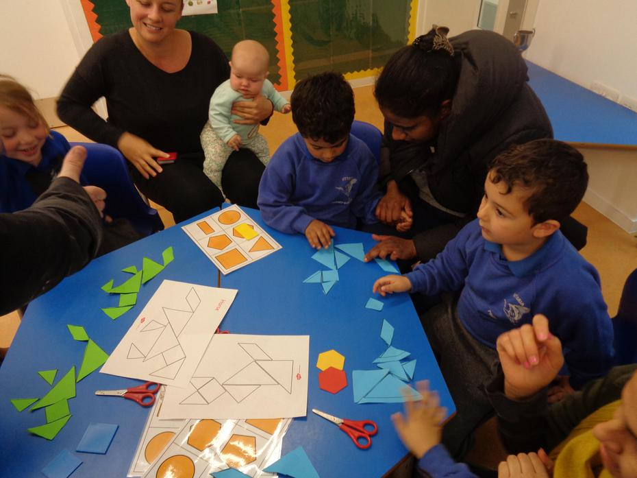 Year 1 Parents Session