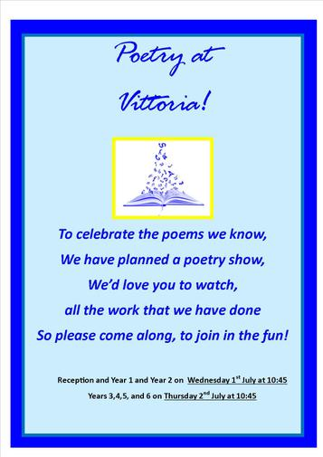 Poetry Show