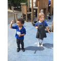 We have been having a great time exploring bubbles