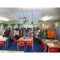 Class 6 World Book Day