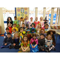 Class 1 World Book Day