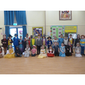Class 2 World Book Day