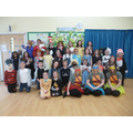 Class 4 World Book Day