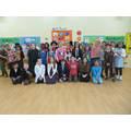 Class 3 World Book Day