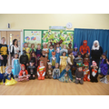 Class R World Book Day