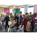Year 1 'wiggling'