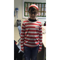 Where's Wally? He's in Year 4