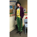 Who has Mr Newton arrived as?