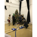 Staff 'Tree Decorating'