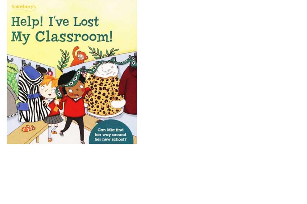 Help! I've Lost My Classroom!