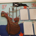 Year 1 - Pirate Display 2017-18