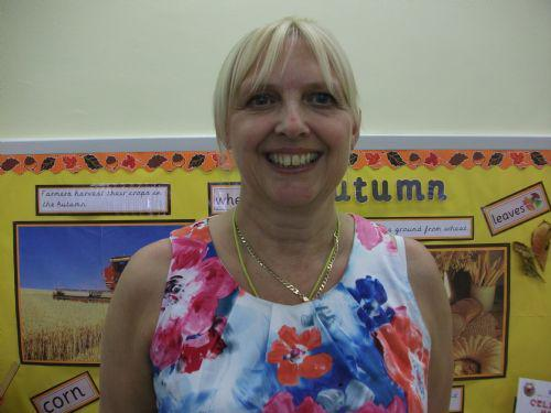 Mrs Mills - Classroom support assistant