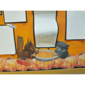 Year 2 - Pumpkin Soup Display 2017-18