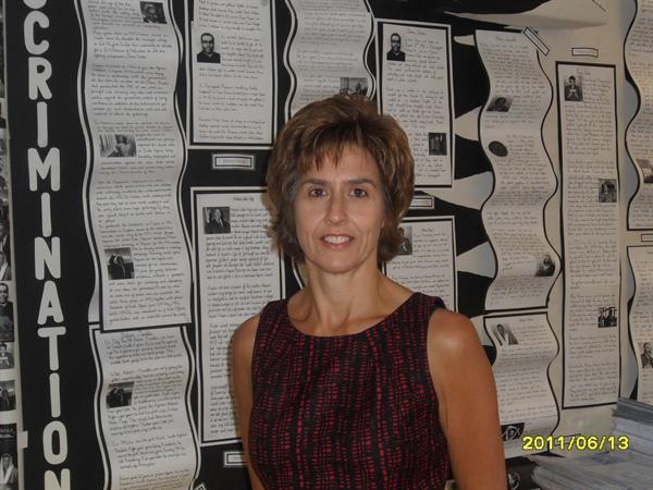 Mrs Walsh HLTA