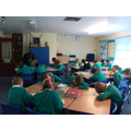 Year 4 with Miss White