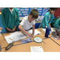 Creating solutions with salt and sugar
