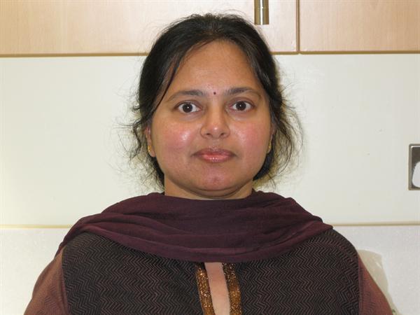 Mrs Raj - Teaching Assistant