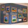 Year 1 - Claude Monet 2017-18