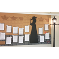 Year 5 - The Black Death (Plague) Display 2017-18