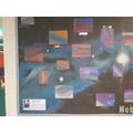 Year 5 - Nebula Artwork