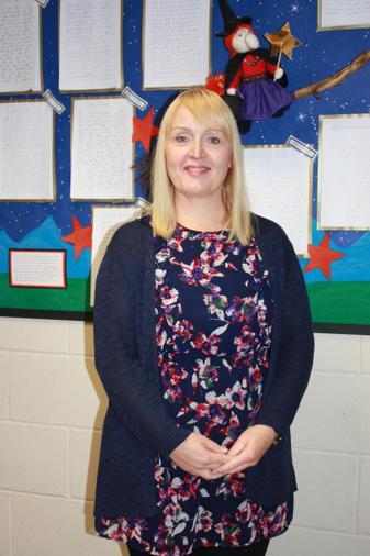 Mrs. Huntington -Teaching Assistant