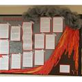 Year 3 - Volcanoes 2017-18