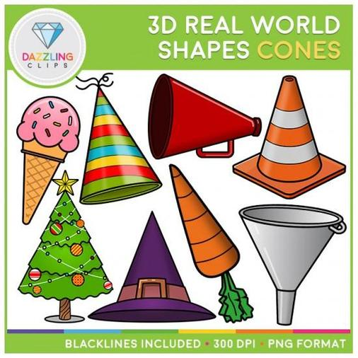 Real cones