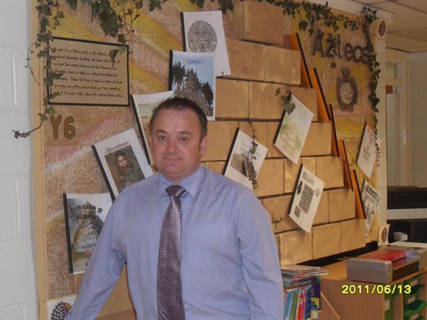 Mr L'Amie Year 5 Teacher