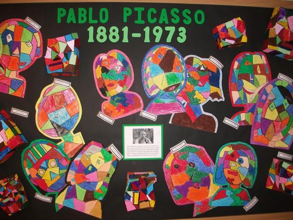 Y6 Display - Picasso.