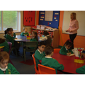 Year 1 with Mrs. Ward