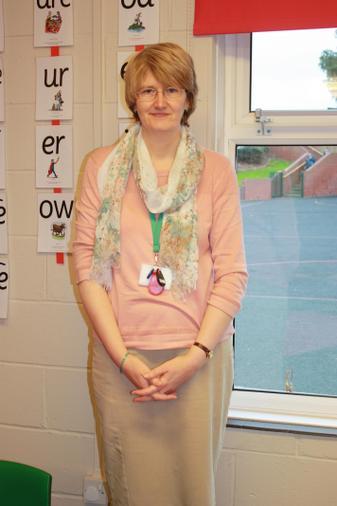 Mrs. Lunn class teacher
