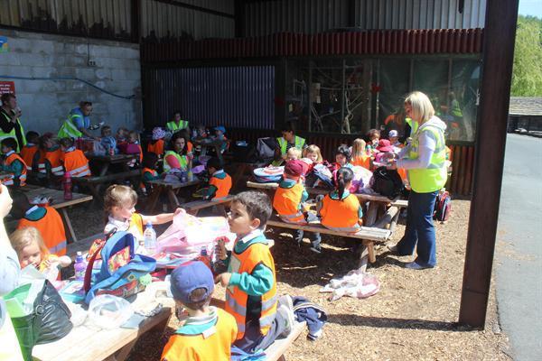 Nursery Farm Visit