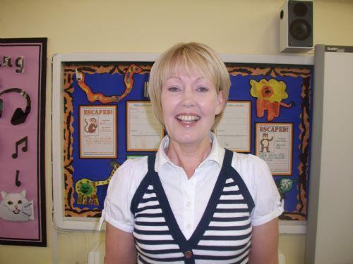 Mrs Ward