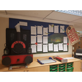 Year 6 Goodnight Mr.Tom Display 2017-18