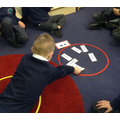 Reading words with split digraphs