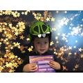 Morning Nursery's star writer - Daniel