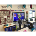 Rounding game using SMART Lab