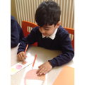 Creating Easter cards