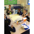 Shared writing - creating a Kennings poem