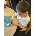 Tasting hot cross buns and chocolate eggs!