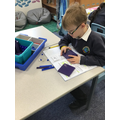 Using Dienes equipment to prove reasoning.