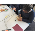 Making vertical supports for our roundhouses