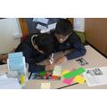 Team work in cracking comprehension