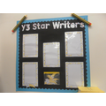 Y3 Star writers